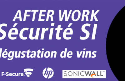 Sécurité informatique, SI, after work, RGPD, cybersécruité