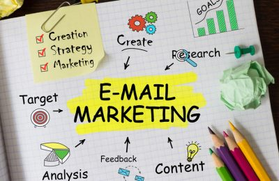 Emailing marketing CRM Athénéo