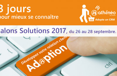 Salons Solutions 2017 CRM