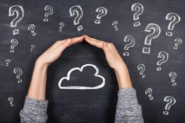 sécuité des données dans le cloud